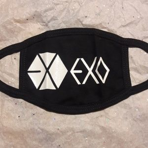 EXO Kpop Face Dusk Mask